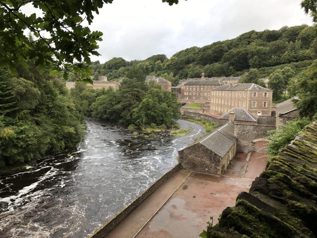 New Lanark Mill Hotel Glasgow Hotels Myhotelbreak