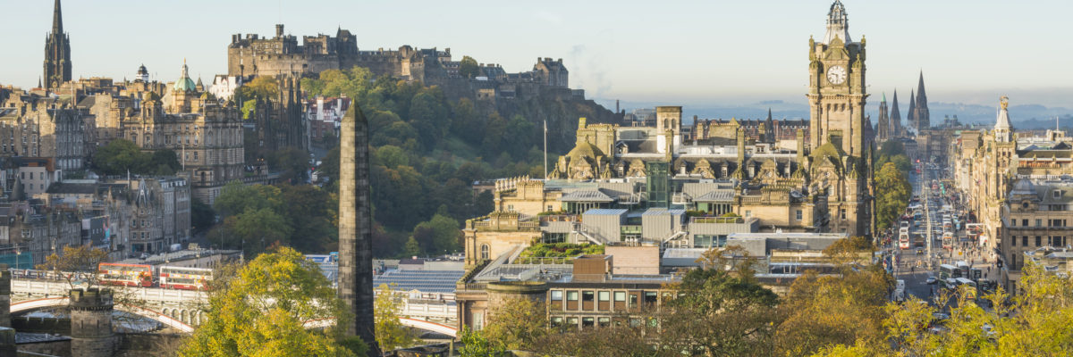 Enjoy Your Time In The Capital With Hotels Near Edinburgh Airport