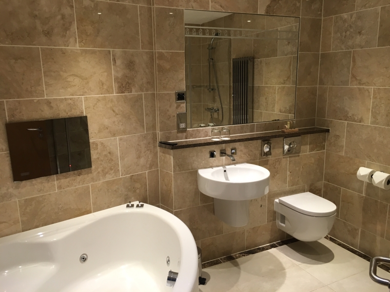 Ingliston Country Club Bathroom