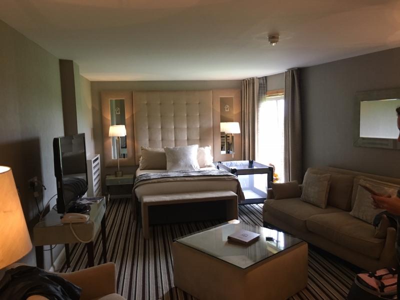 Ingliston Country Club Honeymoon Suite