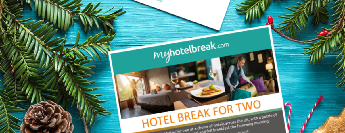 Banner Image for Hotel Break for Two