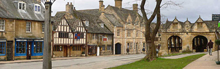 Chipping Campden Is An Idyllic Village In The Heart Of Cotswolds