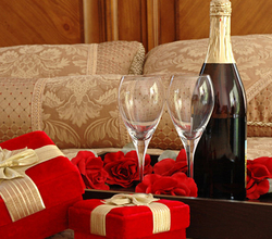 Romantic Hotels are special as they are located in beautiful countryside and have a romantic feel