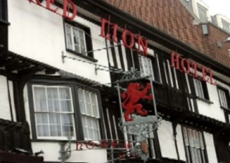 Red Lion Hotel, Colchester