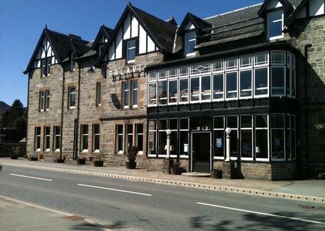 Balavil Hotel, Newtonmore