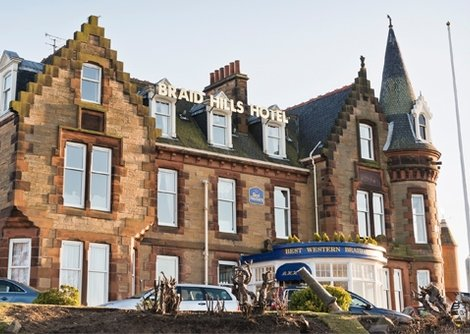 Braid Hills Hotel, Edinburgh
