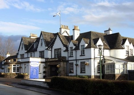 2nts for price of 1nt DBB Buchanan Arms Hotel