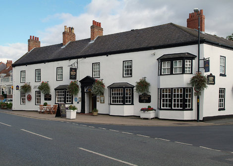 Crown Hotel, Boroughbridge