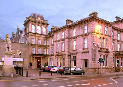 The Royal Highland Hotel in Inverness