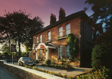 The Kilima hotel is located in the centre of York within easy walking distance of the main attractions and shops