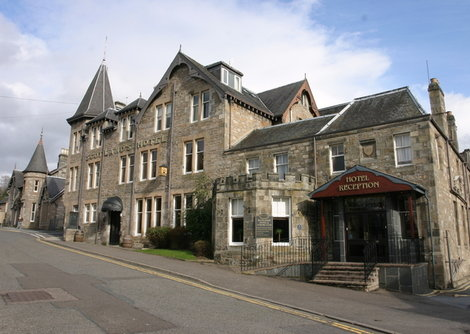 Scotlands Spa Hotel, Pitlochry