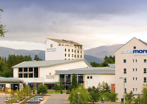 Macdonald Aviemore Resort - Highlands Hotel, Aviemore