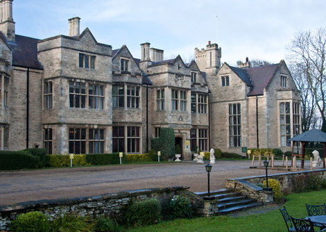 Late Offer DBB Redworth Hall Hotel