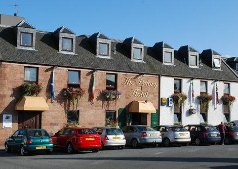 Priory Hotel, Beauly