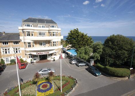 Bournemouth Carlton Hotel, Bournemouth