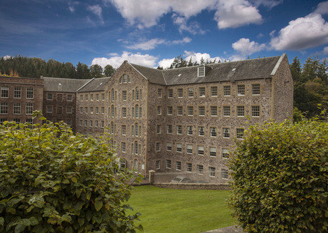 2 nights BB+Dinner on 1 night New Lanark Mill Hote