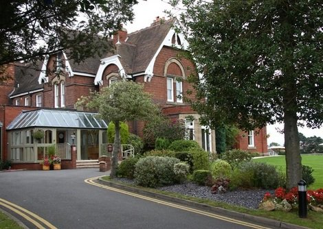 Stourport Manor Hotel, Stourport on Severn
