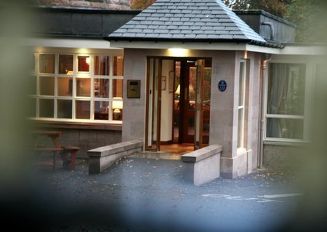 Murraypark Hotel is in the centre of Crieff, and only a short walk away from it's larger sister hotel, Crieff Hydro