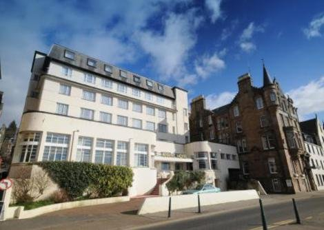 Regent Hotel, Oban has a lovely position on the seafront in the centre of this Argyll toown