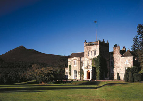 Macdonald Pittodrie House Hotel in Inverurie