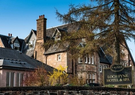 Loch Fyne Hotel & Spa in Inveraray