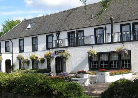 Late Offer DBB + Late Check Out Uplawmoor Hotel