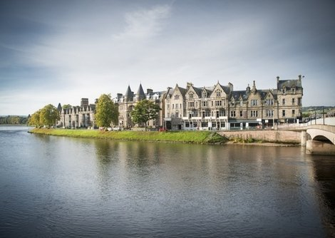 Columba Hotel in Inverness