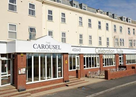 Carousel Hotel in Blackpool
