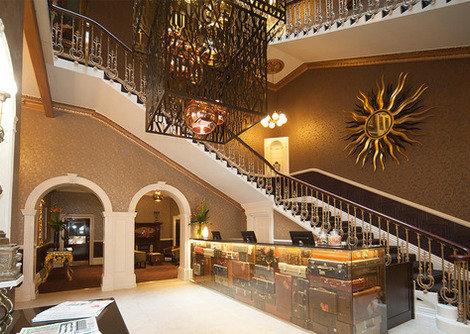Best Western Hotel Chester England
