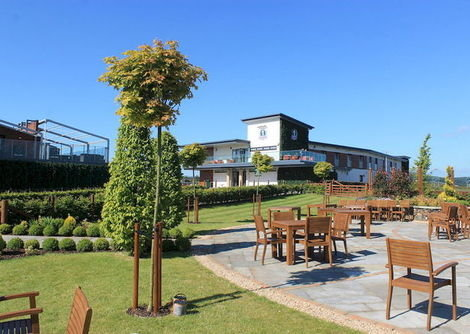 Instant Offer BB Ingliston Country Club Hotel