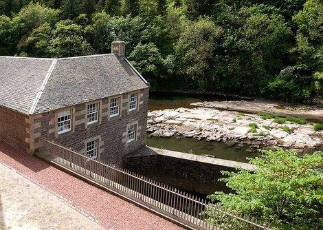 New Lanark Mill Hotel Self-Catering Waterhouses, New Lanark