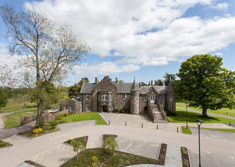 Meldrum House Country Hotel & Golf Course, Oldmeldrum