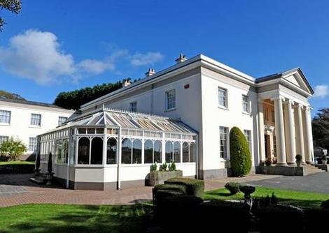 2 nights BB+Dinner 1 night Lamphey Court Hotel