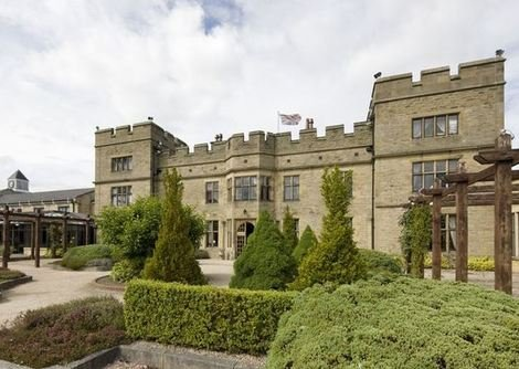 Late Offer BB Slaley Hall Hotel