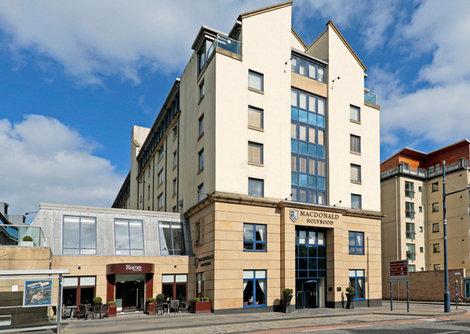 Macdonald Holyrood Hotel, Edinburgh