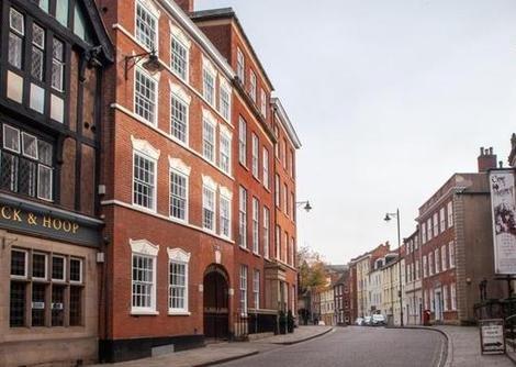 Lace Market Hotel , Nottingham
