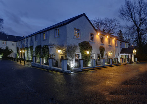 Gretna Hall Hotel Dinner Bed And Breakfast