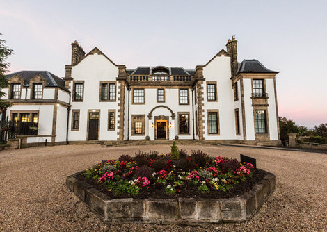 Late Offer DBB Gleddoch House Hotel