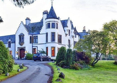 Kincraig Castle Hotel, Invergordon