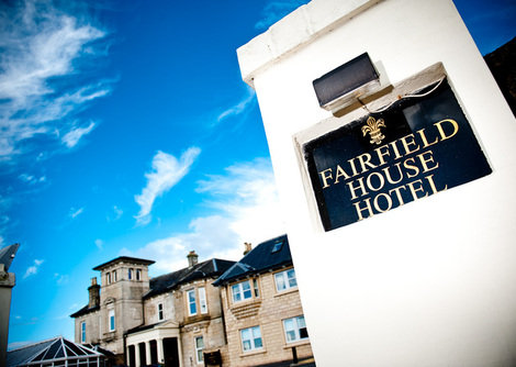 Fairfield House Hotel, Ayr