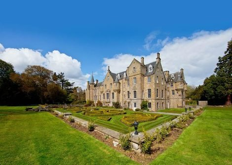 Carberry Tower Mansion House & Estate, Musselburgh