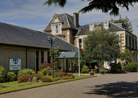 Woodlands Hotel, Broughty Ferry