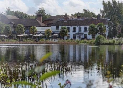 Frensham Pond Hotel, Farnham