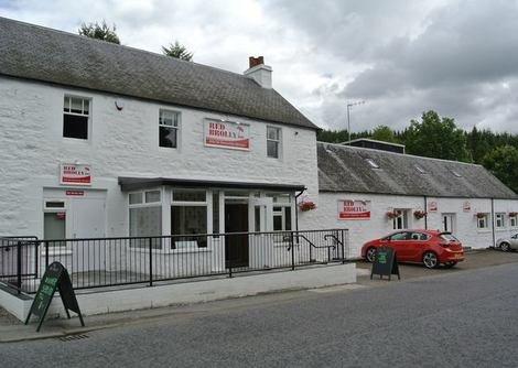Red Brolly Inn, Pitlochry