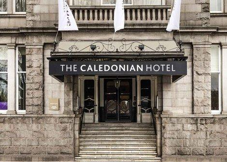 Mercure Aberdeen Caledonian Hotel, Aberdeen