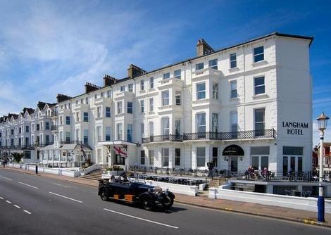 Langham Hotel, Eastbourne
