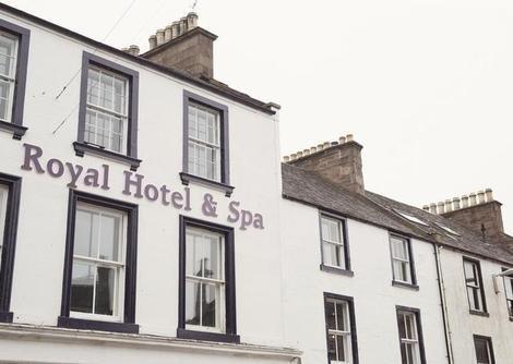 Royal Hotel, Forfar