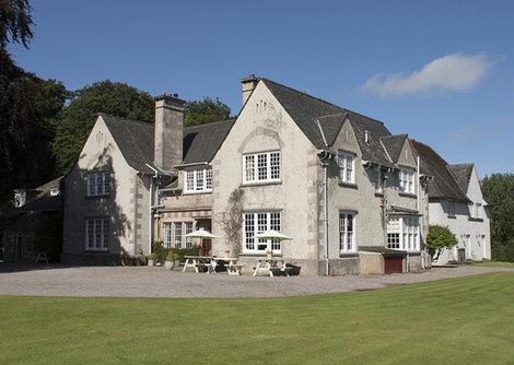 Knockomie Inn, Forres