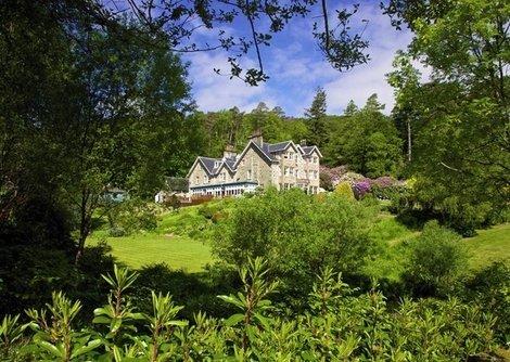Duisdale House Hotel, Isleornsay (Isle of Skye)