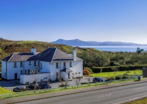 Toravaig House Hotel,  Teangue (Isle of Skye)